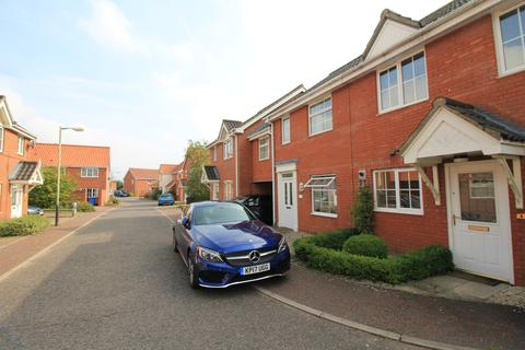 3 bedroom house to rent - SWALLOW TAIL CLOSE , THREE SCORE , NORWICH NR5