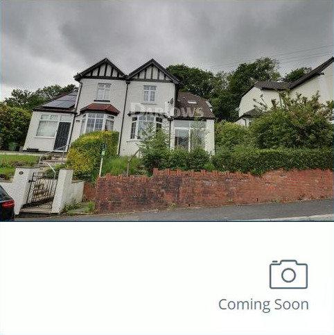 3 bedroom semi-detached house for sale - Lan Park Road, Graigwen