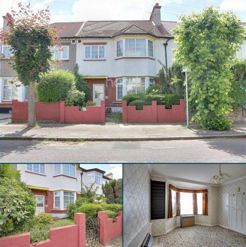 3 bedroom terraced house for sale - Rustic Avenue, London, SW16 6PD