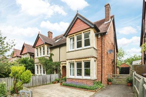4 bedroom semi-detached house for sale - Bainton Road, Oxford, Oxfordshire, OX2