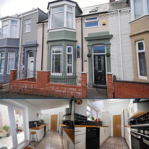 3 bedroom terraced house for sale - York Street, Jarrow