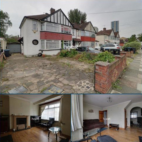 2 bedroom end of terrace house for sale - Curzon Avenue, Enfield