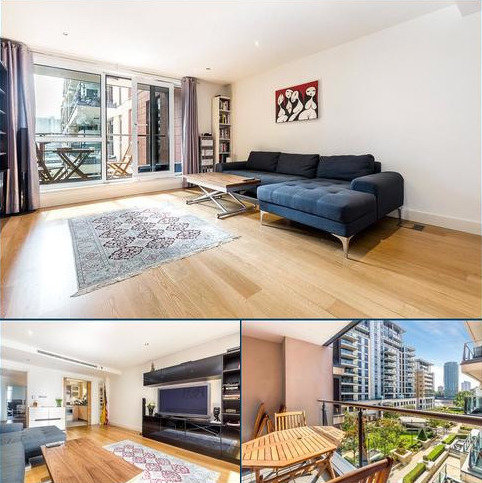 2 bedroom flat for sale - Regal House, Lensbury Avenue, Imperial Wharf, London, SW6