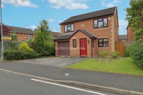 3 bedroom detached house for sale - Rode Heath