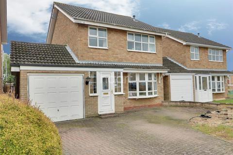 3 bedroom detached house for sale - Reynard Way Kingsthorpe Northampton