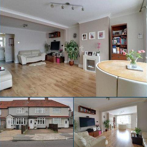 3 bedroom terraced house for sale - Tennyson Road, Heaton Grange, Romford, RM3