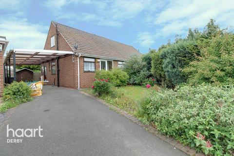 3 bedroom bungalow for sale - Haddon Drive, Derby