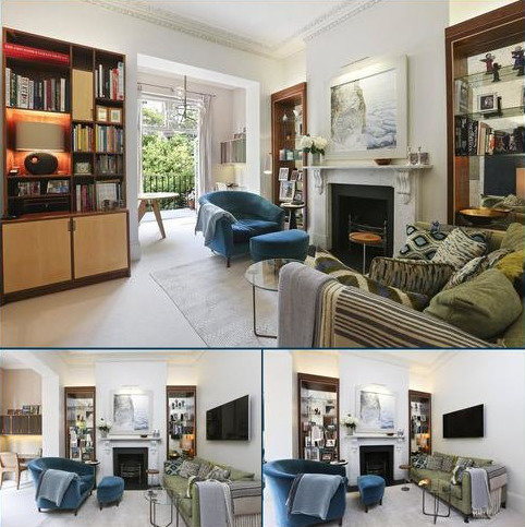 1 bedroom flat to rent - Chalcot Square, London, NW1