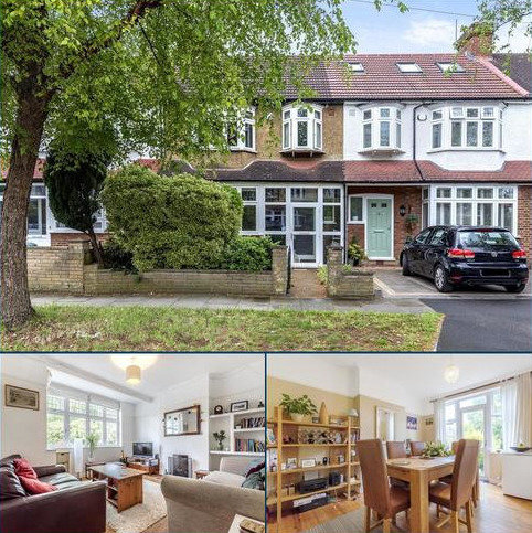 3 bedroom semi-detached house for sale - Buckleigh Avenue, Wimbledon