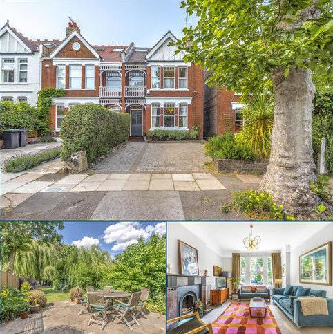 5 bedroom end of terrace house for sale - Park Avenue South, Crouch End