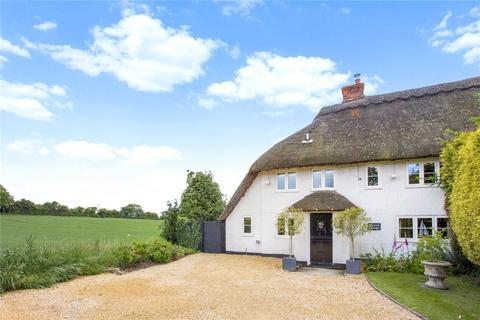3 bedroom semi-detached house for sale - Hill Green, Leckhampstead, Newbury, Berkshire, RG20