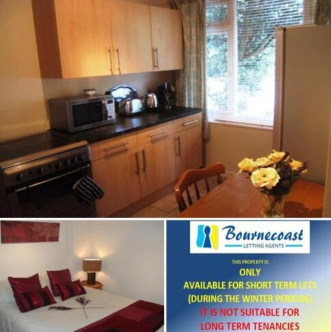 Studio to rent - Cranleigh Road, Southbourne, Bournemouth