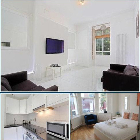 2 bedroom flat to rent - Hazlitt road , west kensington  W14