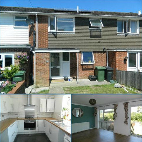 3 bedroom terraced house to rent - Ian Close, Bexhill-on-Sea, East Sussex
