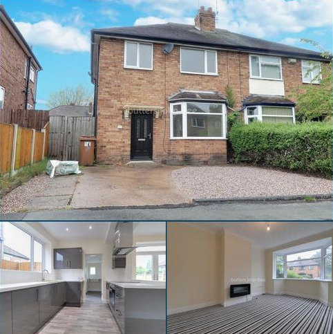 3 bedroom semi-detached house for sale - The Rode, Alsager
