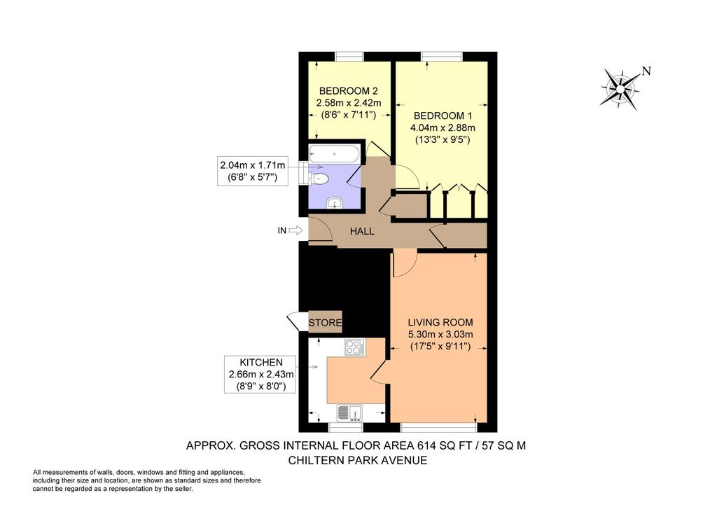 Chiltern Park Avenue Berkhamsted 2 Bed Maisonette 950 Pcm 219 Pw