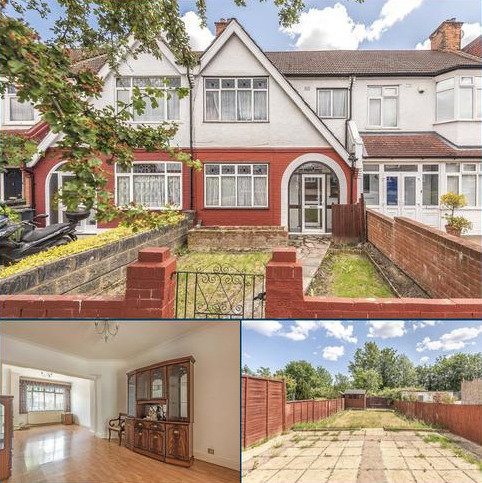 3 bedroom terraced house for sale - Leithcote Gardens, Streatham