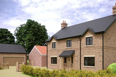 4 bedroom detached house for sale - Eastern Pastures, Thorganby, York