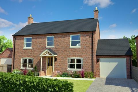 3 bedroom detached house for sale - Blackthorn Lane, Off Stanhope Road, Horncastle, LN9 5EL