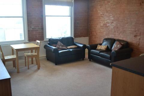 2 bedroom flat to rent - The Cigar Factory, Park West Building, 158 Derby Road, Nottingham NG7 1LR