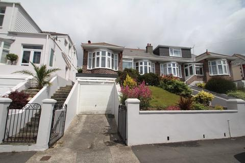 3 bedroom semi-detached bungalow for sale - Weston Park Road , Peverell , Plymouth