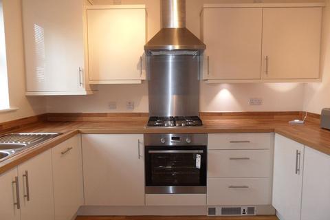 3 bedroom townhouse to rent - Queensbury Park Drive, Shelton Lock, Derby DE24 9SG