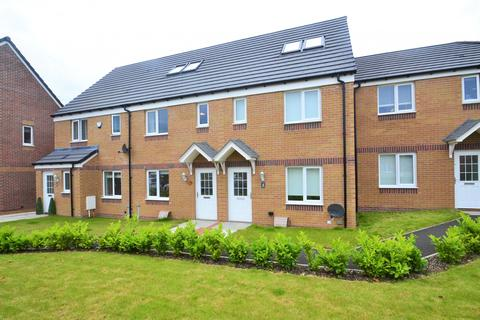 3 bedroom townhouse to rent -  Northwood Close,  Pollokshaws, G43