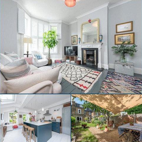 4 bedroom terraced house for sale - Buckingham Road, London, NW10