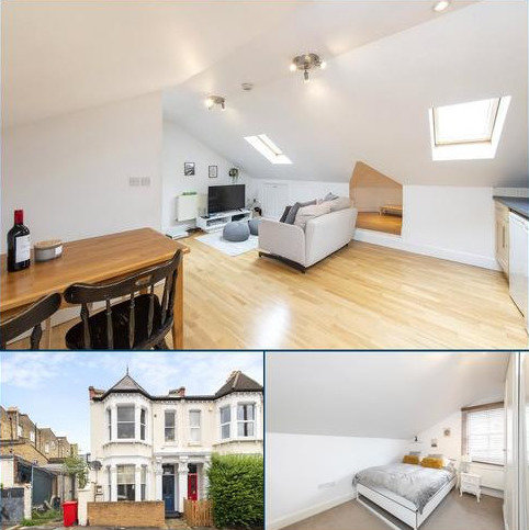 1 bedroom flat for sale - Wimbart Road, London, SW2
