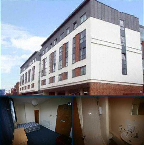 Studio to rent - Mede House, Southampton