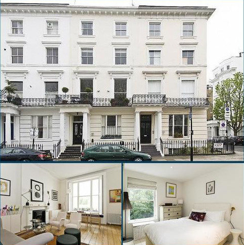 2 bedroom flat to rent - Chepstow Place, London