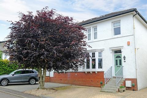 3 bedroom semi-detached villa for sale - 46 Woodlands Street, Milngavie, G62 8NS