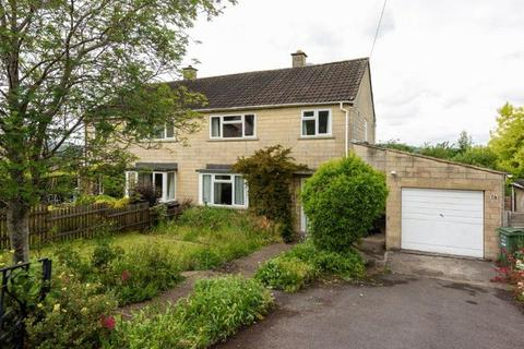 3 bedroom semi-detached house for sale - Holcombe Vale, Bath