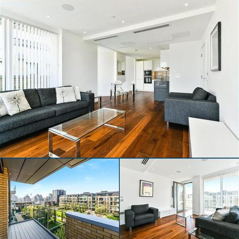 2 bedroom flat for sale - Westbourne Apartments, 5 Central Avenue, Hammersmith & Fulham, London, SW6