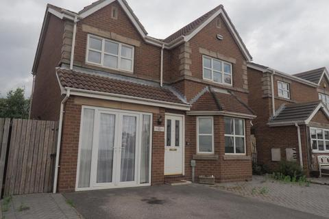 3 bedroom detached house for sale - Corinthian Way, Victoria Dock, Hull, HU9 1UF