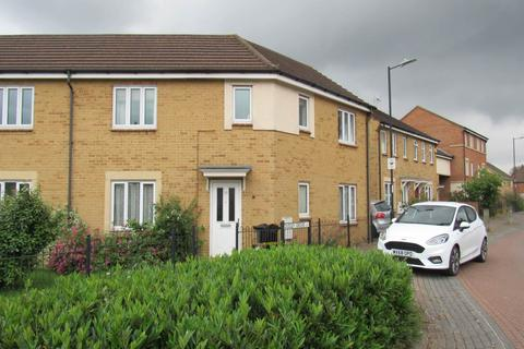 4 bedroom end of terrace house to rent - Dudley Grove, Horfield, Bristol