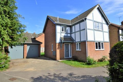 4 bedroom detached house for sale - Gresham Drive, Northampton