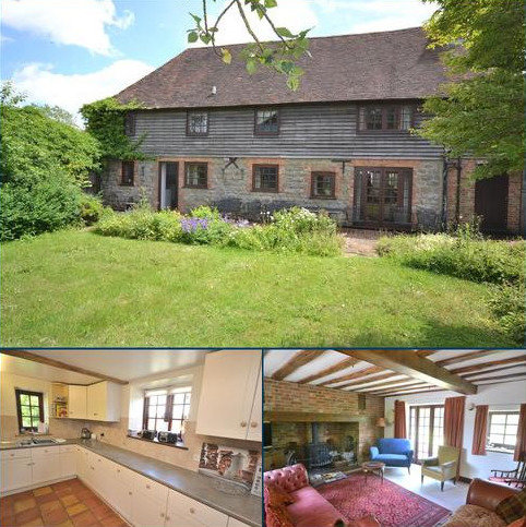 4 bedroom barn conversion for sale - Great Chart, TN26