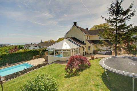 4 bedroom detached house for sale - Higher Lincombe Road, Torquay