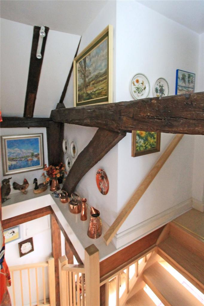Stairwell Beams