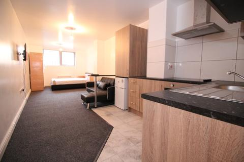 Studio to rent - Belgrave Heights, Belgrave Gate, Leicester