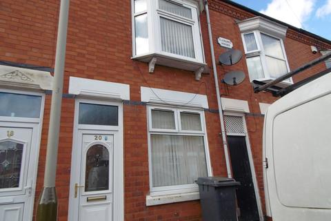 2 bedroom terraced house to rent - Houghton Street, Leicester