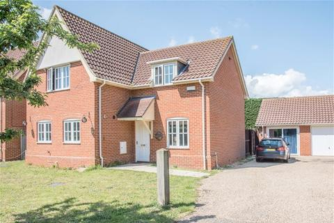 3 bedroom detached house for sale - Church View, Leiston