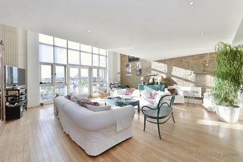 3 bedroom apartment for sale - Roneo Wharf, Limehouse, E14