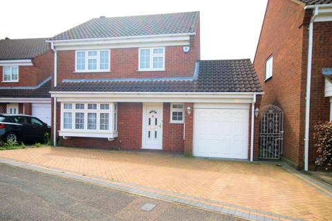 4 bedroom detached house to rent - Warden Hill Development, Luton