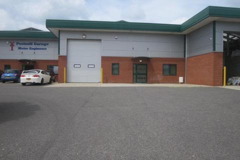 Industrial unit to rent - Unit 5, Wymondham Business Park, Wymondham, Norfolk, NR18 9SB
