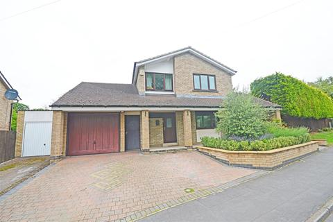 4 bedroom detached house for sale - Church Drive, Orton Waterville, Peterborough