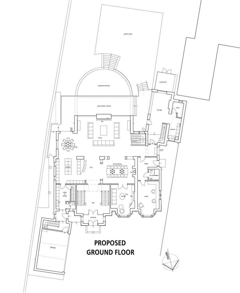 Floorplan 2 of 8: Proposed Ground Floor