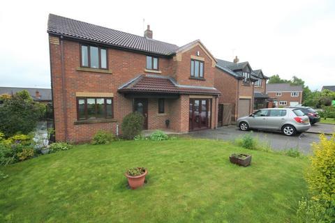 4 bedroom detached house for sale - Richmond Close, Shildon