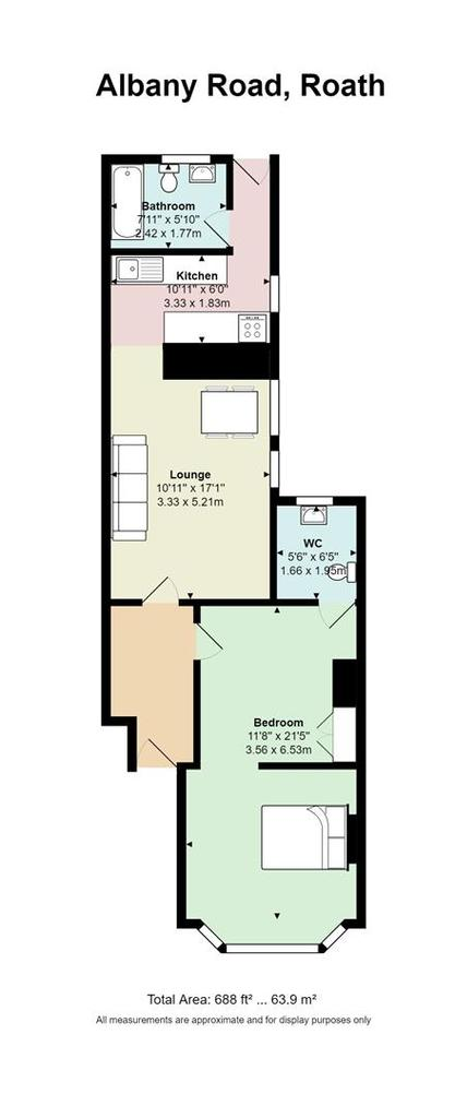 Floorplan: 1, 139 Albany Road, Roath.jpg